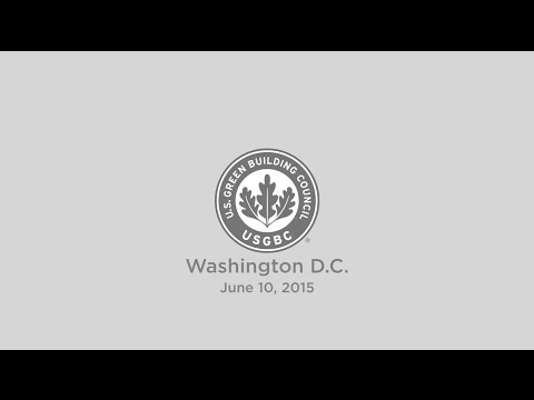 USGBC Speaker Series: U.S Secretary of the Navy Ray Mabus