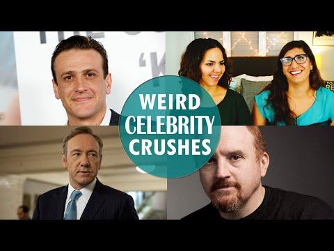 Who's Your Weird Celebrity Crush? - BuzzFeed
