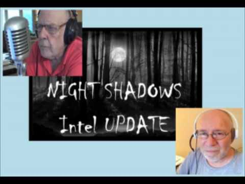 Night Shadows 101817 Solar Warnings & Earthquake Watch