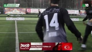 Aktrans Taşımacılık - Cemil Baba Baklavaları / İZMİR / iddaa Rakipbul Ligi 2016