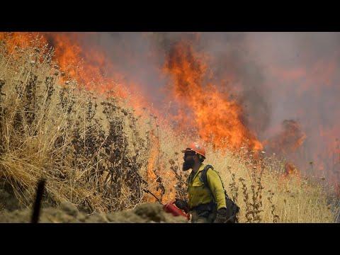 California fires update