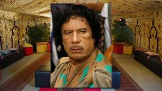 Colonel Muammar Gaddafi - Fashionable Fascist or Libyan Fashionista?