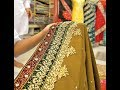 Dupatta Gali: Hub of traditional embroidered clothing in Lahore