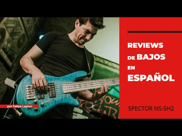 Spector NS-5H2 Review en Español