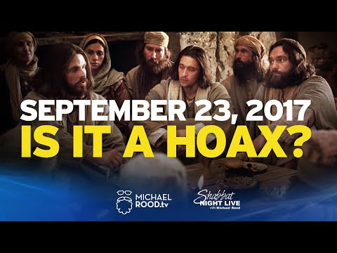 Revelation 12 sign: September 23, 2017 (Episode 7) - Shabbat