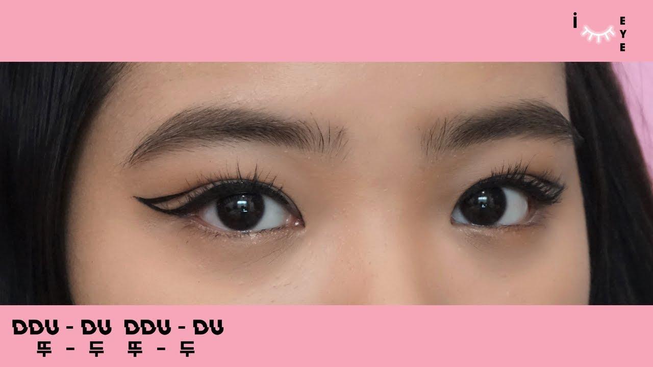 I 爱 Eye Blackpink 블랙핑크 Ddu Du Ddu Du Lisa 리사 Eye Makeup