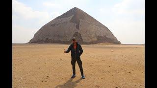 В Каир из Шарм эль Шейха самостоятельно пирамиды Дахшура