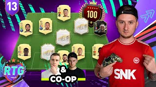 MECZ Z MILIONEREM Z TOP 100 [#13] | FIFA 21 ULTIMATE TEAM