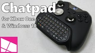 Review: Chatpad for Xbox One and Windows 10