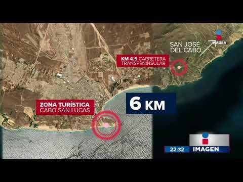 Encuentran seis cuerpos colgados en puentes de Baja California Sur