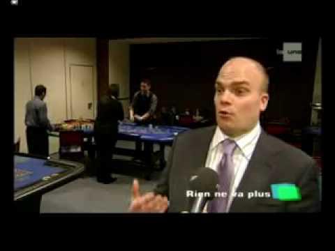 croupier casino formation