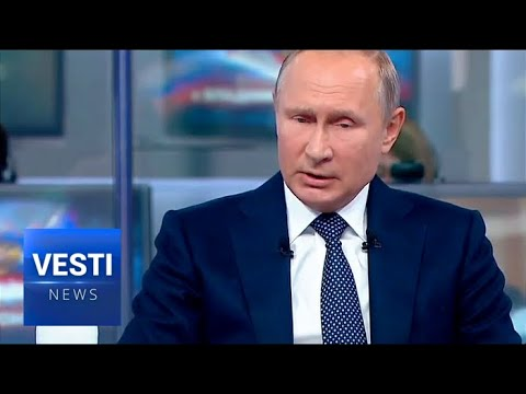 Putin on Syria: Our Military Came Out With Some Very Valuable Experience Under Its Belt