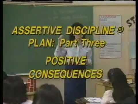 Classroom Management Videos Assertive Discipline K 12