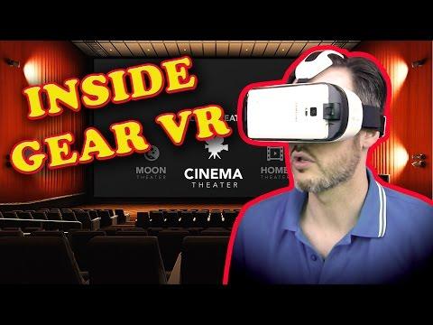 ECCO COSA si VEDE con la REALTA' VIRTUALE del GEAR VR