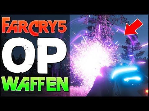 OP WAFFEN - Lost on Mars Waffen im Grundspiel Far Cry 5