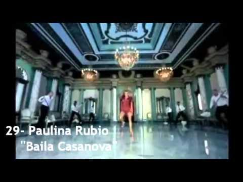 Top 100 Música Latina del Año 2003