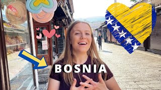 The Heart Shaped Land (Bosnia and Herzegovina)