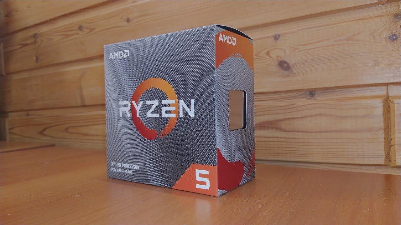 Обзор, распаковка, настройка и разгон процессора AMD RYZEN 5 3600 на x370 МП
