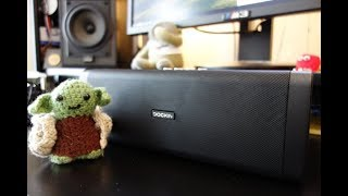 Dockin D Fine review - The BEST Bluetooth speaker under £200 - By TotallydubbedHD