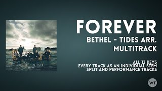 Forever Multitrack Bethel Tides Arr Available At Worship Tutorials