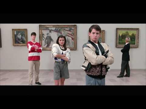 Ferris Bueller&39;s Day Off - Museum Scene