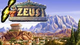 Let´s Play Zeus - Herrscher des Olymps #1