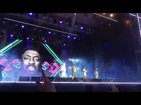The Black Eyed Peas Live In Moscow 23/06/2019 At Усадьба Jazz. Full Show