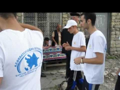2012 Green House Camp in Ismayilli
