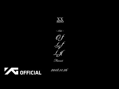 MINO - 'FIRST SOLO ALBUM : XX' MOVING POSTER