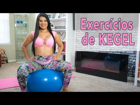 Exercícios de KEGEL | Fortalecimento do Assoalho Pélvico
