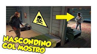 IL NASCONDIGLIO A PROVA DI MOSTRO! - Venerdì 13 w/ Lyon e Two Players One Console
