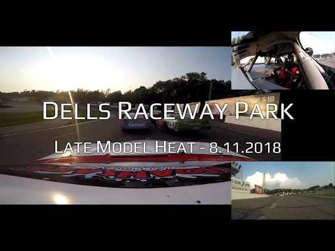 Dells Raceway Park :: Late Model Heat - 8.11.2018