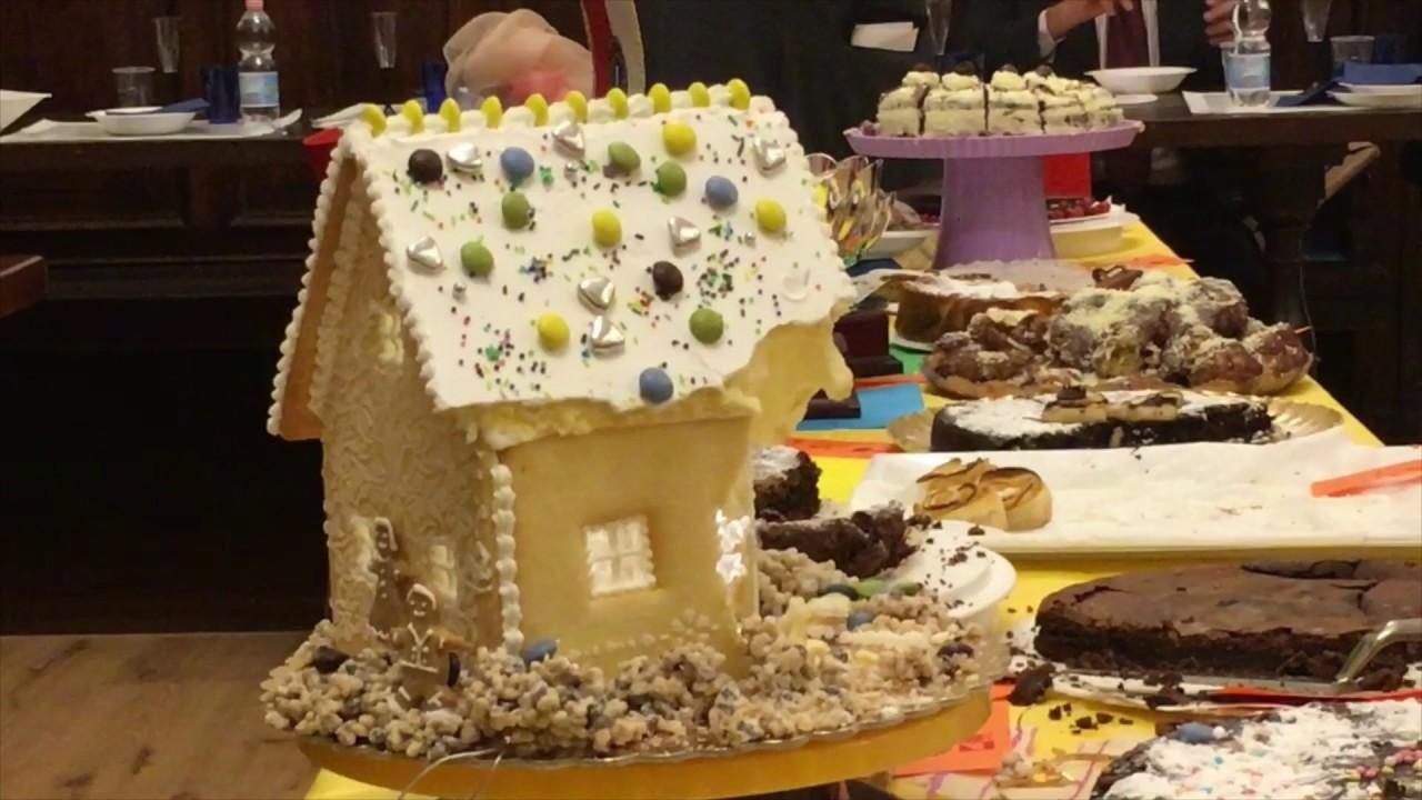 Casetta Di Natale Con Biscotti : Casetta di pan di zenzero gingerbread wimipops