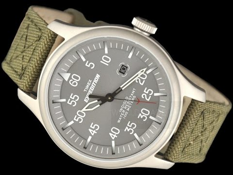5732c7f36243 Timex Watches - 3 Great Timex Expedition Military Field Mens Watch ...