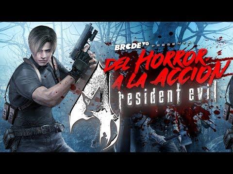 RESIDENT EVIL 4: del horror a la acción