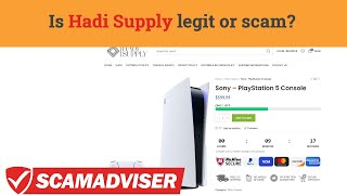 Hadi Supply Reviews! Is Hadisupply.com Legit Or Scam? Should You Order Electronics There?