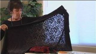 Sewing Basics : How to Sew a Shawl