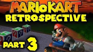 MARIO KART SUPER CIRCUIT ! - Mario Kart Retrospective - NicoBBQ