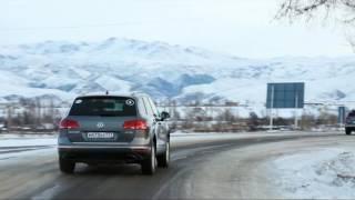 Своими глазами. Volkswagen Driving Experience, часть 1