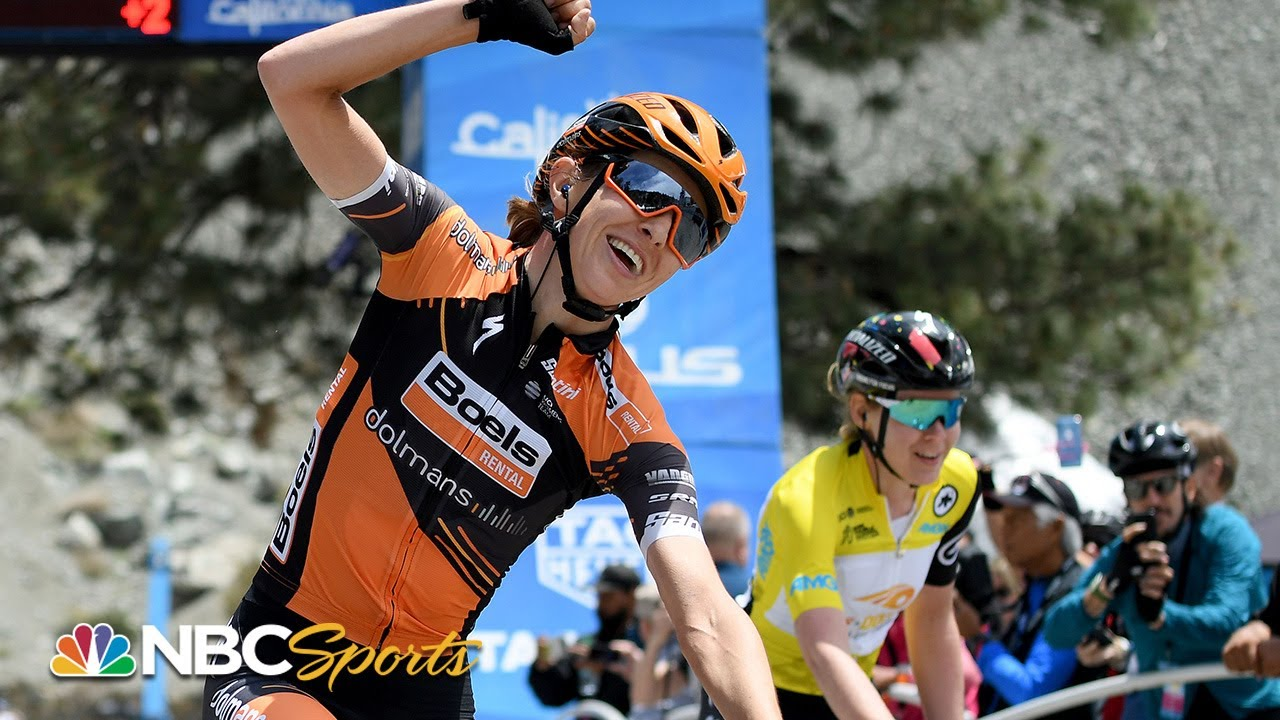 Amgen Tour of California Women's Race 2019: Stage 2 highlights   NBC Sports