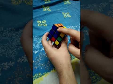 Rubik's cube solve