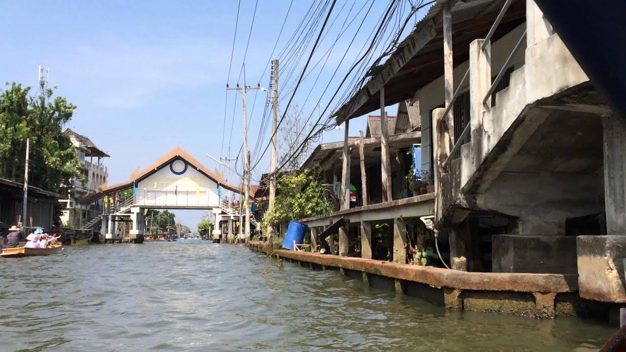 Download Journey to Damnoen Saduak Floating Market part 2