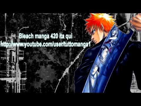 Bleach manga 420 [ita-HD]