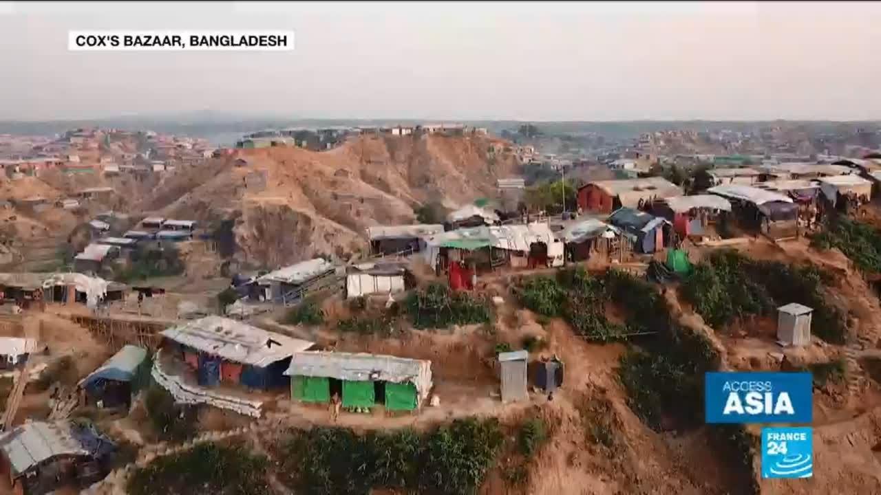 فرانس 24:Bangladesh: Human traffickers target Rohingya refugees at Cox's Bazar camp