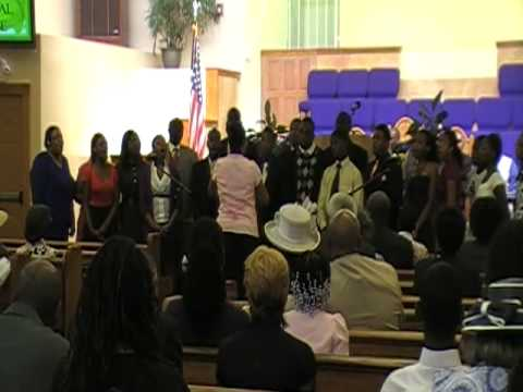 Eternal Praise Choir @ Mount Zion SDA Church - Hallelujah Melody
