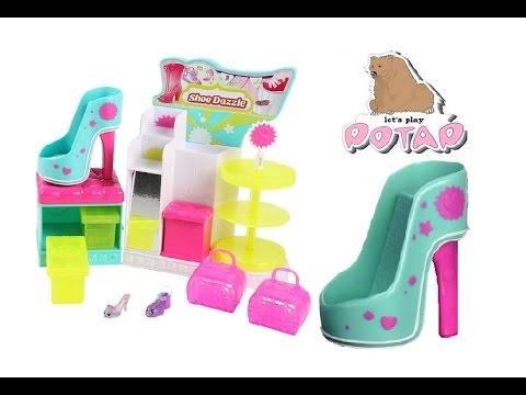 видео: Шопкинс на Русском Обувной Бутик shopkins shoe dazzle Распаковка Игрушек Игры для Девочек