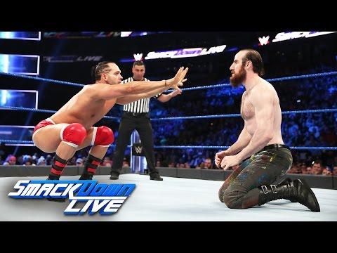 4/11/2017 smackdown - 0 - 4/11/2017 SmackDown Rebound – Superstar Shake-Up Day 2