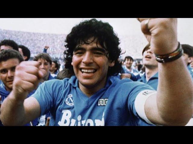 Homenaje a Diego Maradona⚽⚽⚽⚽