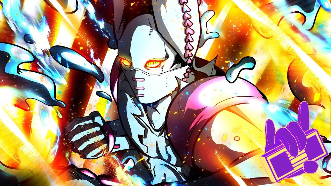 JoJo's Bizarre Adventure: Steel Ball Run OST: Funny Valentine Theme (Boss Music No Intro) | Fan