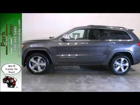 Attractive #NT53567: 2014 Jeep Grand Cherokee Overland Minneapolis MN Burnsville MN    SOLD